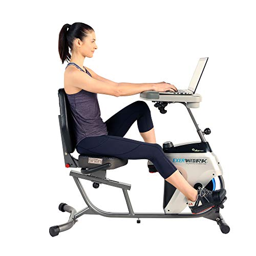 Exerpeutic 2500 Recumbent Exercise Bike