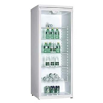 Getränkekühlschränke  PKM GKS255 Flaschenkühlschrank / Freistehend / Weiß / EEK: B / 255 ...
