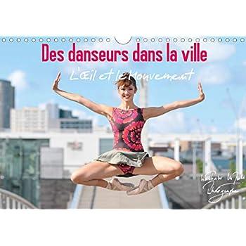 Des danseurs dans la ville