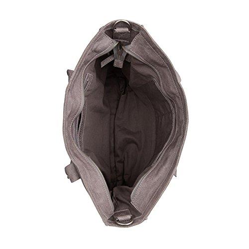 Cowboysbag Palmer Shopper Tasche Leder 32 cm Black