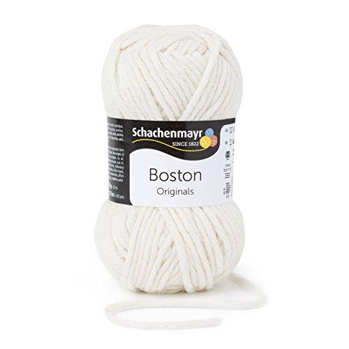 Schachenmayr Boston 9807412-00002 natur Handstrickgarn