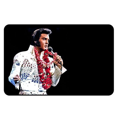 Cadora Magnetschild Kühlschrankmagnet Elvis Presley farbig Foto (Presley Fan Elvis)