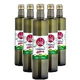 Fairment Apfelessig - bio, naturtrüb, mit der Essig-Mutter, unpasteurisiert, lebendig und ungefiltert - Apple Cider Vinegar aus deutscher Produktion (3 Liter)