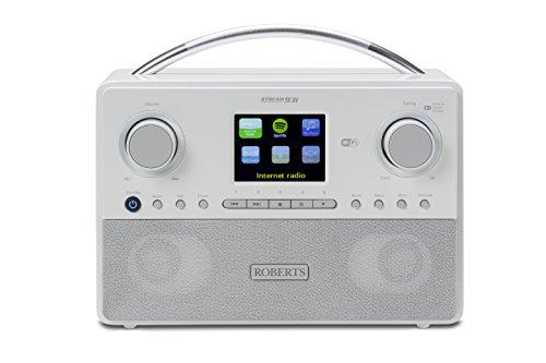 roberts-radio-radio-stream93i-radio-internet-avec-dab-fm-usb-blanc