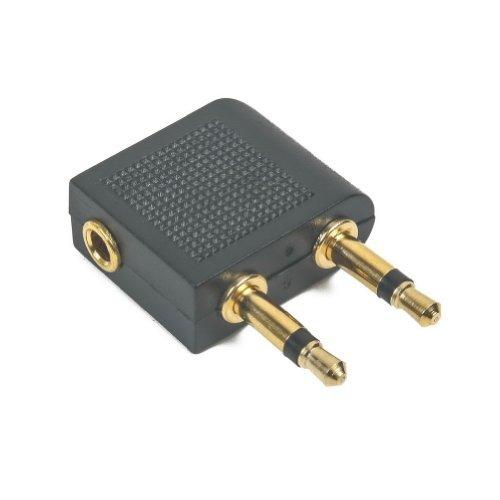 adaptateur-audio-jack-35-mm-a-2-x-35-mm-casque-de-voyage-avion-compagnie-aerienne