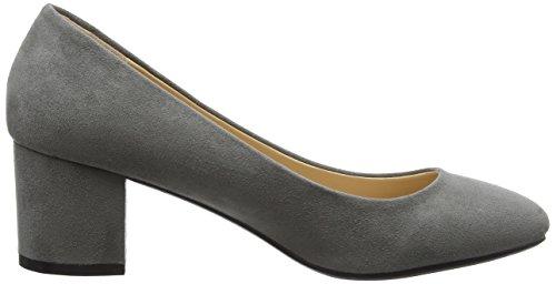 Dorothy Perkins Daze Block Heel, Escarpins femme Gris (Gris)
