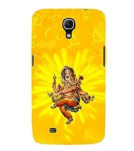 FUSON Dancing Lord Ganesha 3D Hard Polycarbonate Designer Back Case Cover for Samsung Galaxy Mega 6.3 I9200 :: Samsung Galaxy Mega 6.3 Sgh-I527