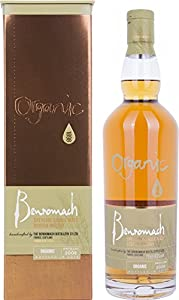Gordon and MACPHAIL BENROMACH Organic Scotch Whisky/0.7 Litres from Gordon & MacPhail