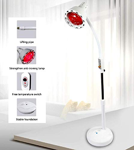 Filfeel Lampade di calore 50-100W Rettile Heat Bulb Infrarossi ceramici Emettitore Pet Riscaldatore Lampada Rettile Lampadina 75w