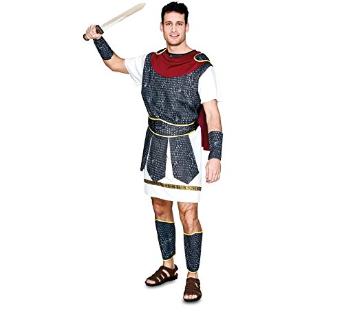 Fyasa 706451-t04Römischer Soldat Kostüm, groß