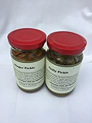 Farm Fresh Chilly Ginger Pickle 350 gms