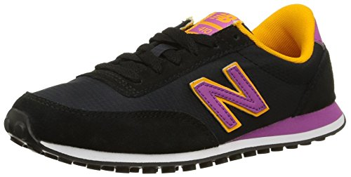 New Balance Damen WL410 B High-top, Schwarz (cpb Black), 38 EU - New Schuhe Womens Lässig Balance
