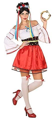 Atosa 38765 Ukrainische Tracht Kostüm, XL