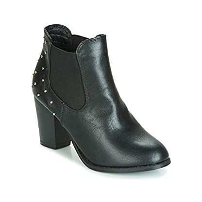 moony mood JURDEAN Ankle Boots/Boots Women Black Ankle Boots 1