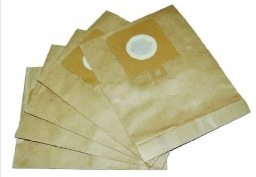 Dust Bags X 5 To Fit Electrolux The Boss & Powerlite Cylinder Vacuum Cleaners - Equivalent To E59/u59 Paper Bags Picture
