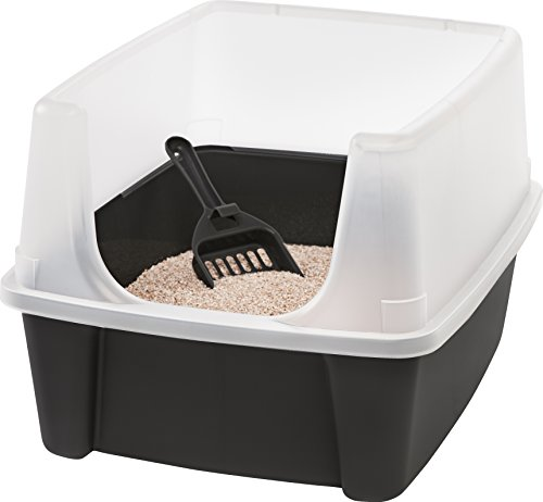 Iris Gatto Toilette 'Car Litter Box'