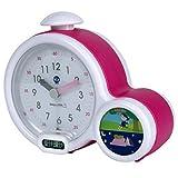 Claessens' Kid -KS0011- Mon premier réveil Kid Sleep Clock rose