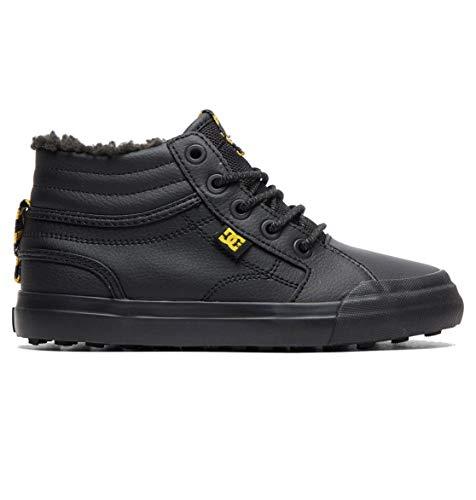 DC Shoes Evan Hi WNT - Winterized High-Top Shoes for Boys - Jungen (Dc-schuhe Für Kids High-tops)