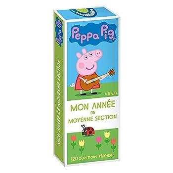 Les incollables - Peppa Pig mon année de moyenne section