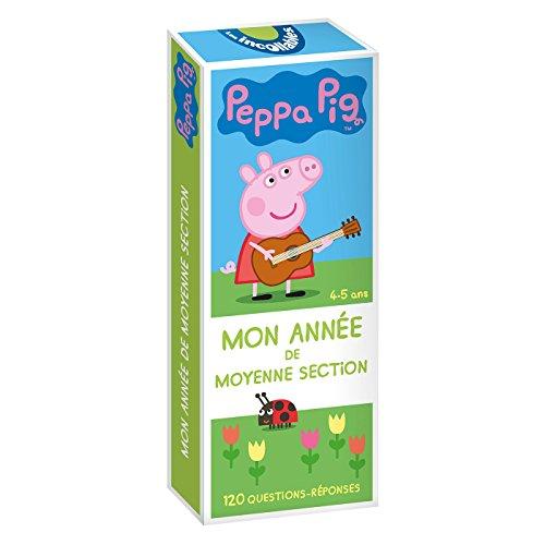 Les incollables - Pippa Pig mon année de moyenne section
