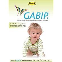 GABIP 2 - Ganzheitliches Bildungsdokumentations-Programm 2: CD-ROM-Version für Tagesmütter und -väter; für Kinder von 0-3 Jahren