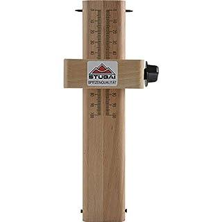 Stubai 345501 Streichmaß doppelt Maßeinteil. 150 mm 220 mm