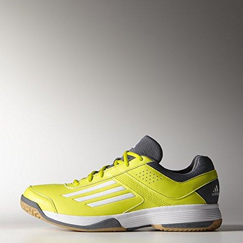 adidas Herren Handballschuhe counterblast 3 semi solar yellow/ftwr white/vist...