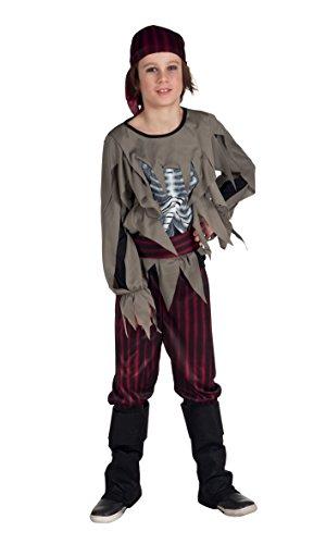 Boland costume zombie pirate (10-12 anni)