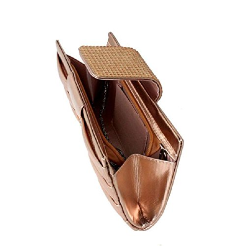 Ladies'handbag Brillante Diamanti Coperto Signore Borsa A Tracolla Nuove Ragazze Borsa Da Sera Silver