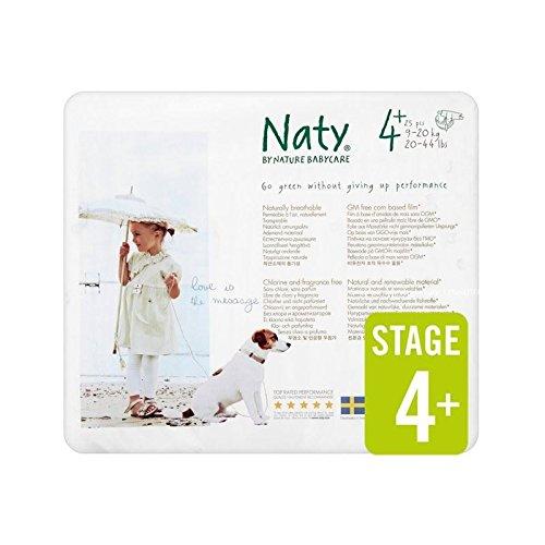 Dimensione Naty 4+ Trasportare 25 Per Confezione