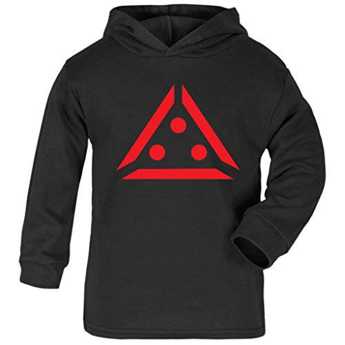 Cloud City 7 The Predator Target Symbol Baby and Kids Hooded - Arnold Schwarzenegger Predator Kostüm