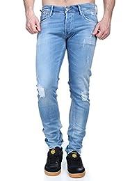 Japan Rags - Jeans Jh711baswt383 3001 Bleu