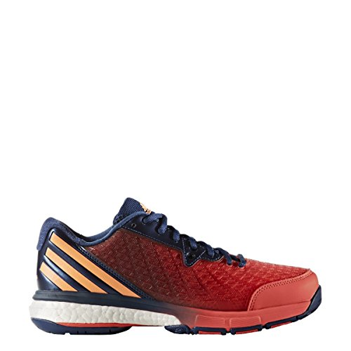 adidas Damen Energy Volley Boost 2 W Volleyballschuhe Blau (Azumis/narbri/corsen)