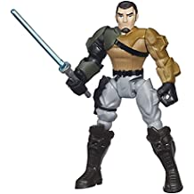 Star Wars - Figura Kanan Jarrus, Star Wars Rebels Hero Mashers (B3661)
