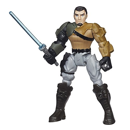 Hasbro B3661ES0 - Star Wars: Hero Mashers - Personaggio di Kanan Jarrus