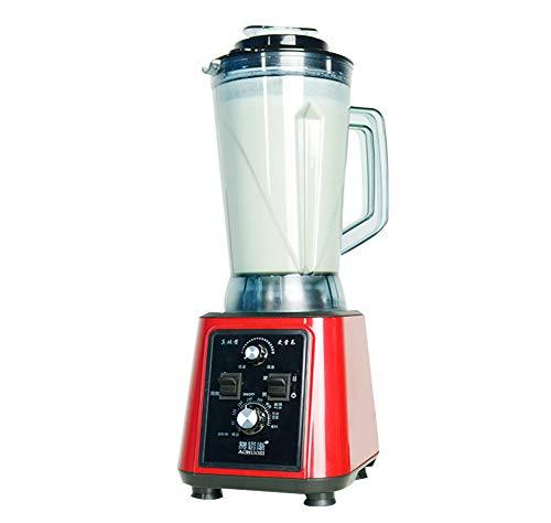 EASON High-Power-Maschine gebrochen, große Kapazität frisch gemahlenes Getreide Sojamilchnahrungsmittel Maschine mit Isolierfunktion Edelstahl High-Speed-Obst und Gemüse