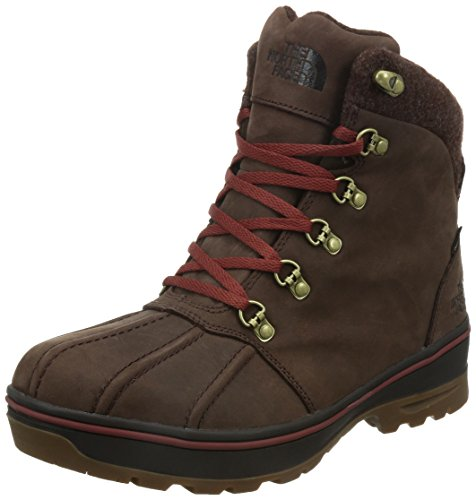 The North Face Men's M Ballard Duck Boot Protective Boots, Brown, 8...