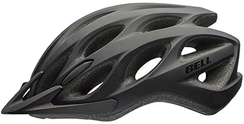 Bell Tracker Helmet - Matt Black, Unisize