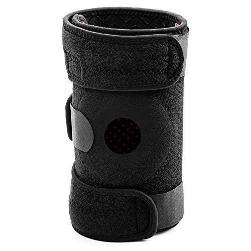 WXQQ SportKompression Kniebandage Kniegelenkbandage - Ideale für knieschmerzen oder für SportBlack