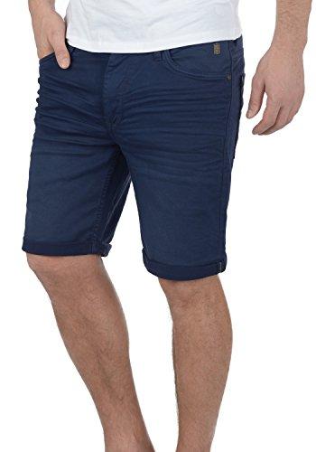 BLEND Diego Herren Denim Jogger Jeans-Shorts aus hochwertiger Baumwollmischung, Größe:M, Farbe:Navy (70230)