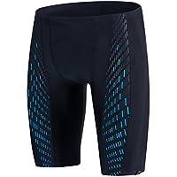 Speedo 811442a504 Maillot de Bain Homme, Noir/Bleu