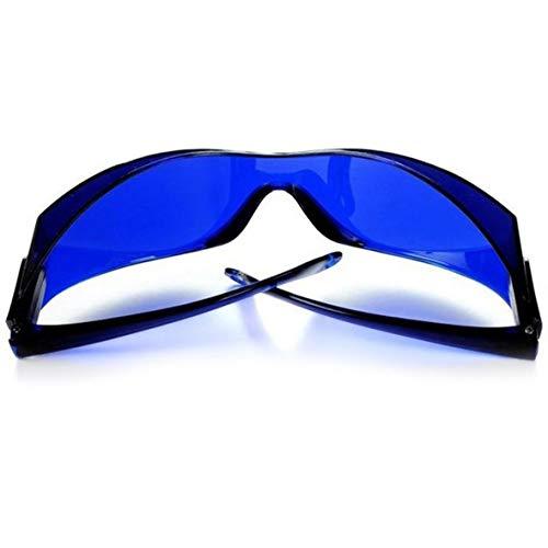 Heaviesk IPL-Gläser für IPL-Schönheitsbetreiber-Sicherheit Schutzauge rote Laser-Farbe-Licht-Schutzbrillen medizinischer Patient breites Spektrum