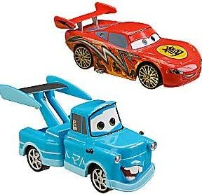 Cars Toon Tokyo Mater Games