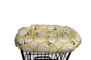 The Peanut Shell Shopping Cart Cover Stella