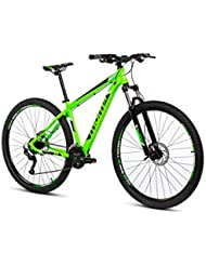 Moma Bikes Mtb29 Peak M Bicicleta de Montaña, Frenos de Disco hidraulicos, 27V,