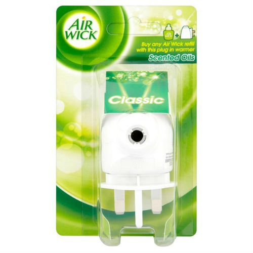 Airwick Single Liquid elektrische Plug Fall von 4