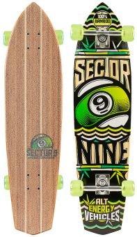 SECTOR 9 A.E.V. 15 Longboard 2015