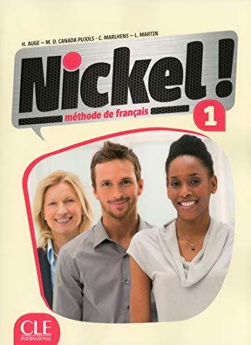 Nickel! 1. Livre de l'élève +DVD-ROM