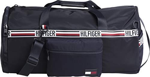 Tommy Hilfiger Duffle Herren Sport/Reisetasche Blau