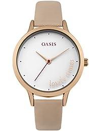 Oasis Damen-Armbanduhr B1604